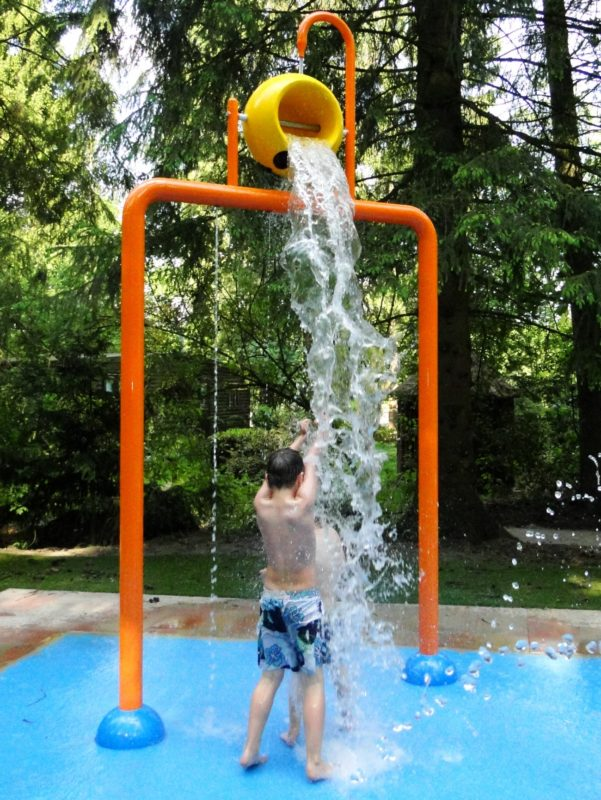 Spray Park de Pooljoy