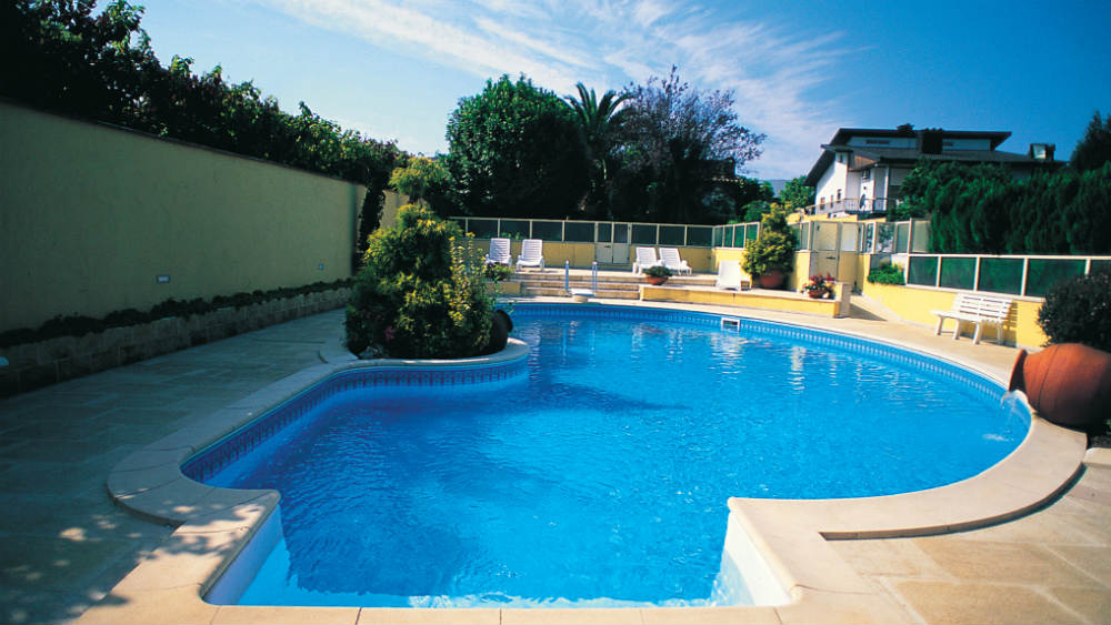 Piscinas gresite color arena piscina gresite nacarado with piscinas gresite color arena good y - Piscinas color arena ...